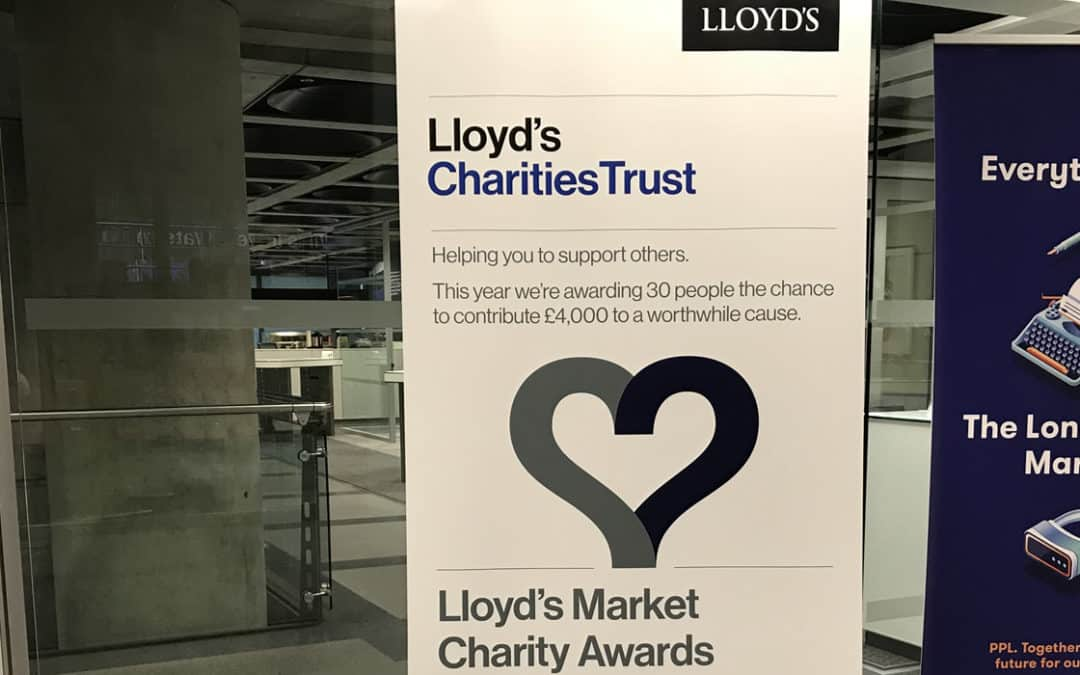 Lloyd's Market Charity Awards 2018