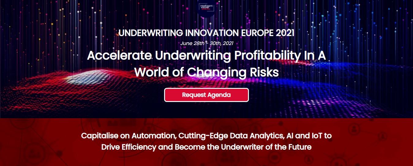 Underwriting Innovation Europe 2021