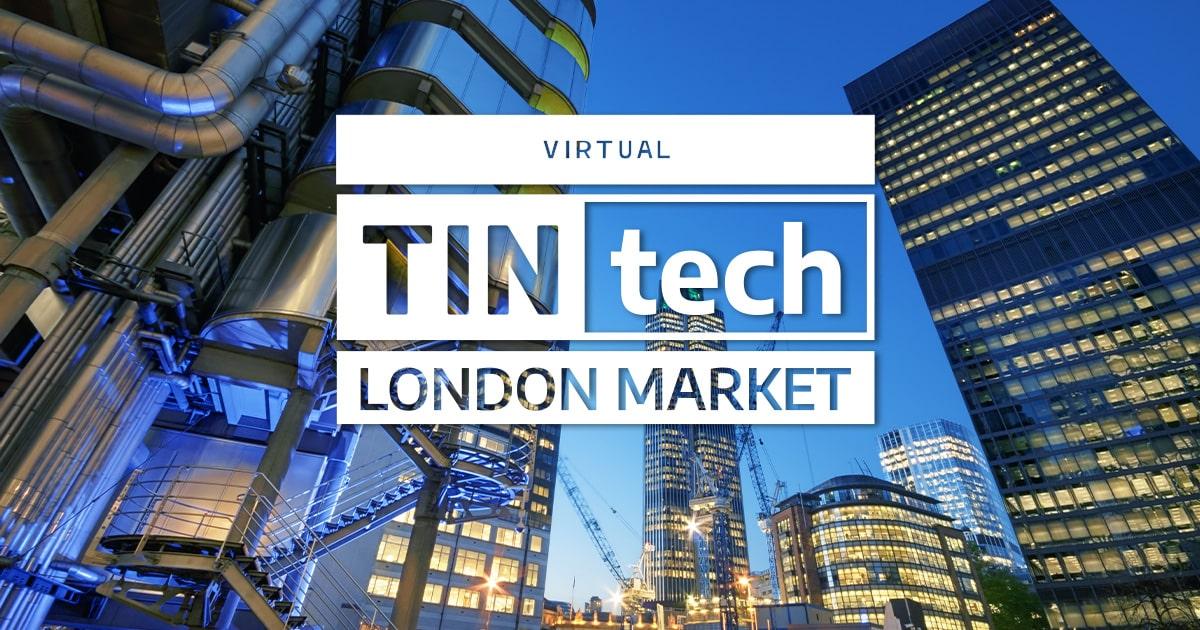 Virtual TINtech London Market