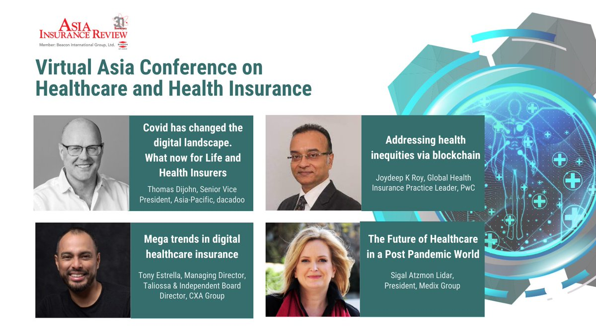 Virtual Asia Conference on Healthcare and Health Insurance 2021