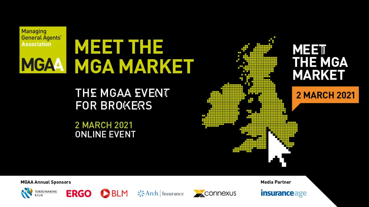 Meet the MGA Market: the MGAA event for brokers
