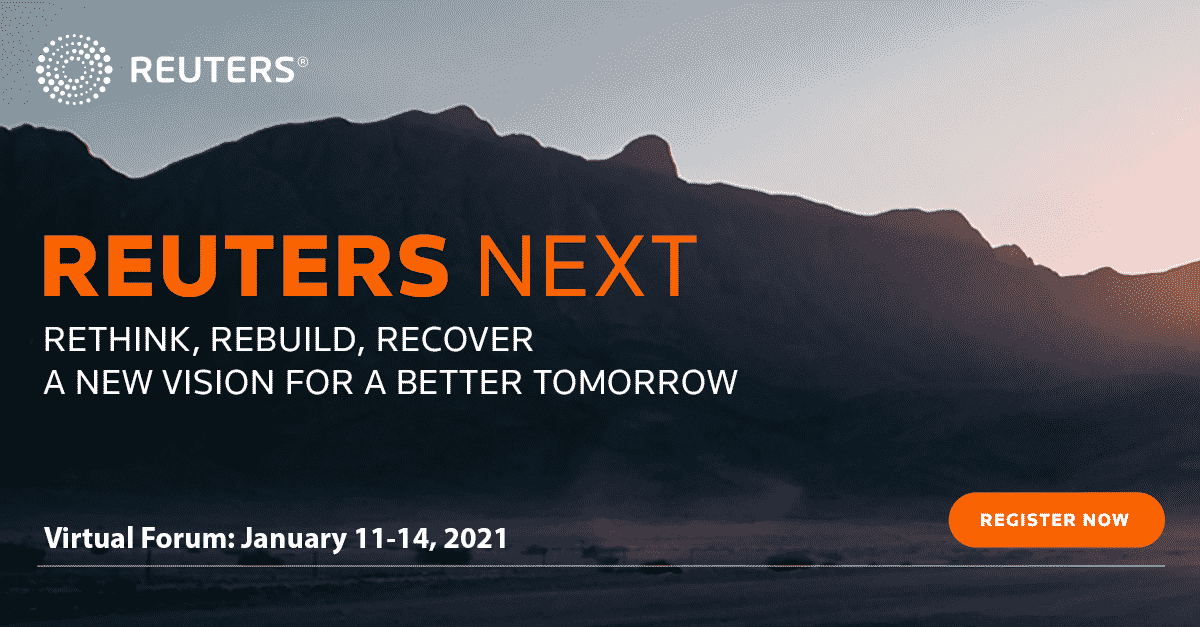 Reuters Next - Rethink, Rebuild, Recover