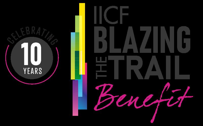IICF Blazing the Trail - Celebrating 10 Years!