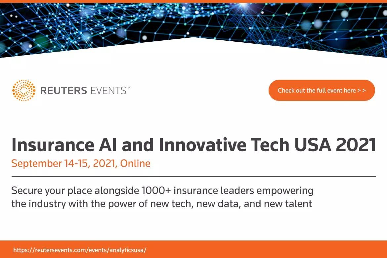 Insurance AI and Innovative Tech USA 2021