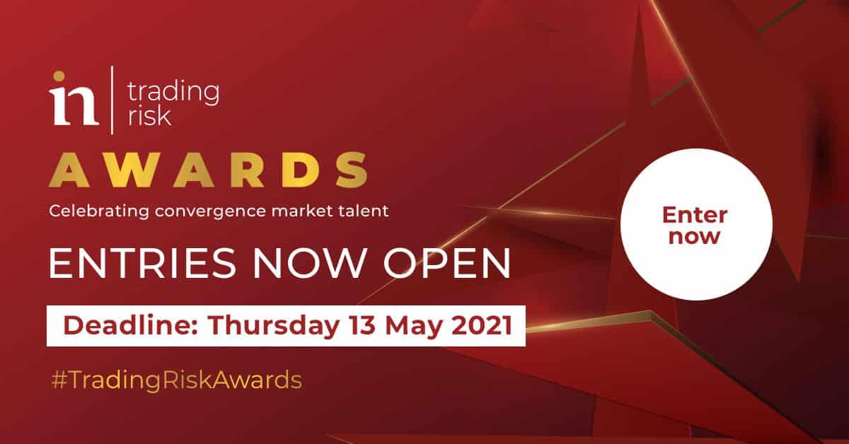 Trading Risk Awards 2021