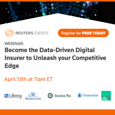 Webinar: Become the Data-Driven Digital Insurer to Unleash your Competitive Edge