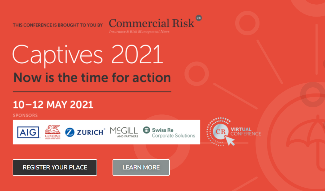 Captives 2021: Now is the time for action
