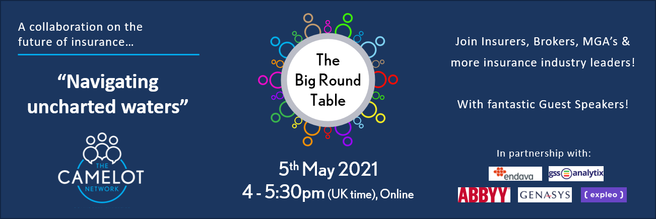 Big Round Table: Navigating uncharted waters