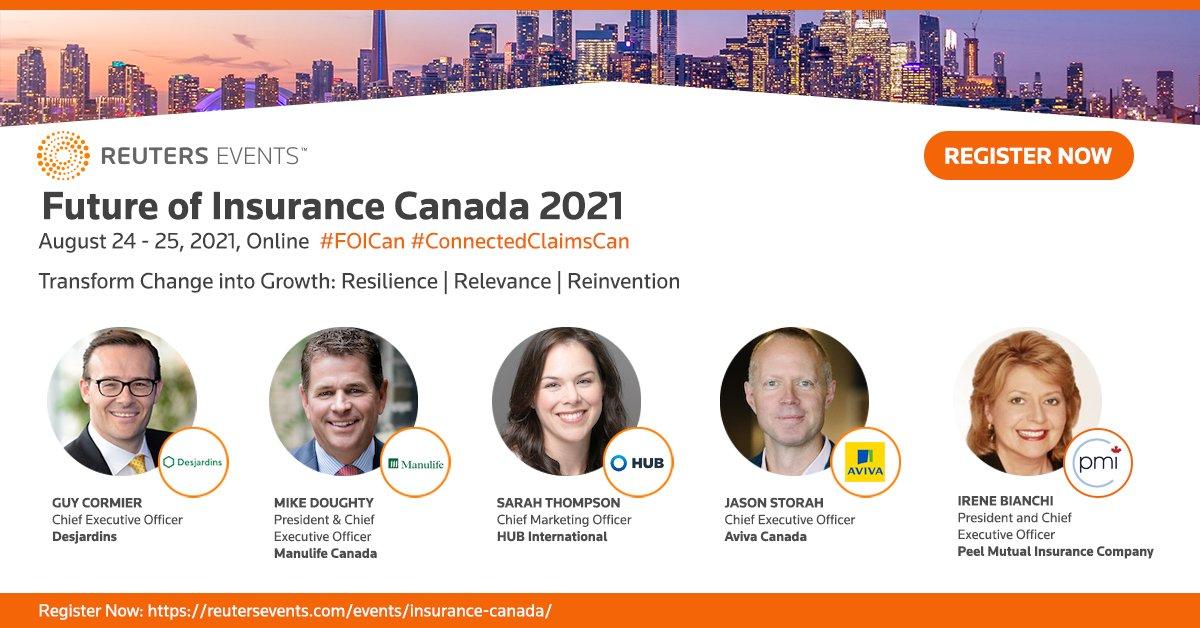 Future of Insurance Canada 2021