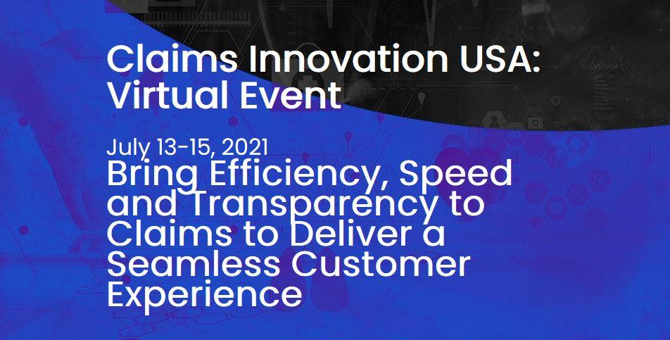 Claims Innovation USA: Virtual Event 2021