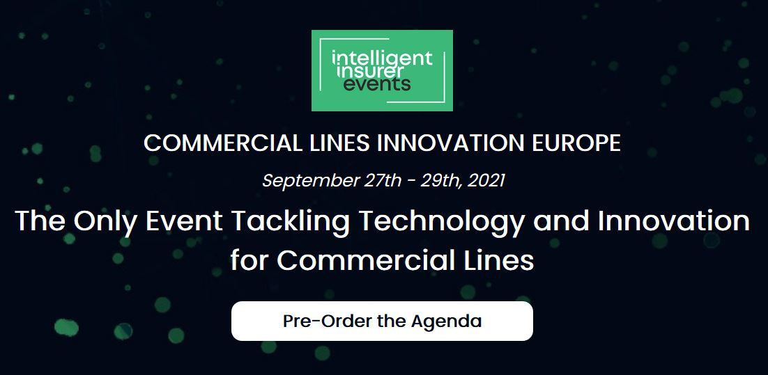 Commercial Lines Innovation Europe Virtual Event