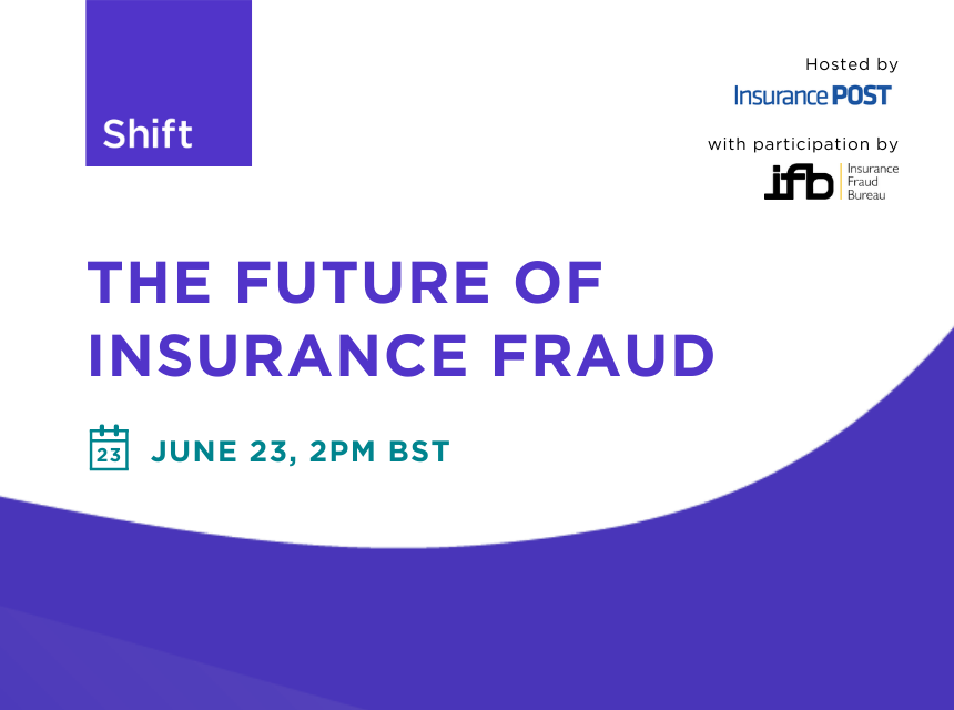 Webinar: The future of insurance fraud