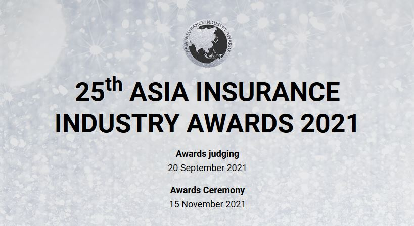 25th Asia Insurance Industry Awards 2021