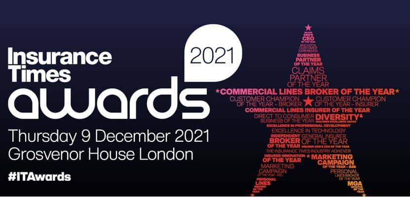 2021 Insurance Times Awards