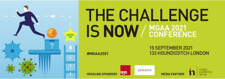 MGAA Conference 2021 - The Challenge is Now