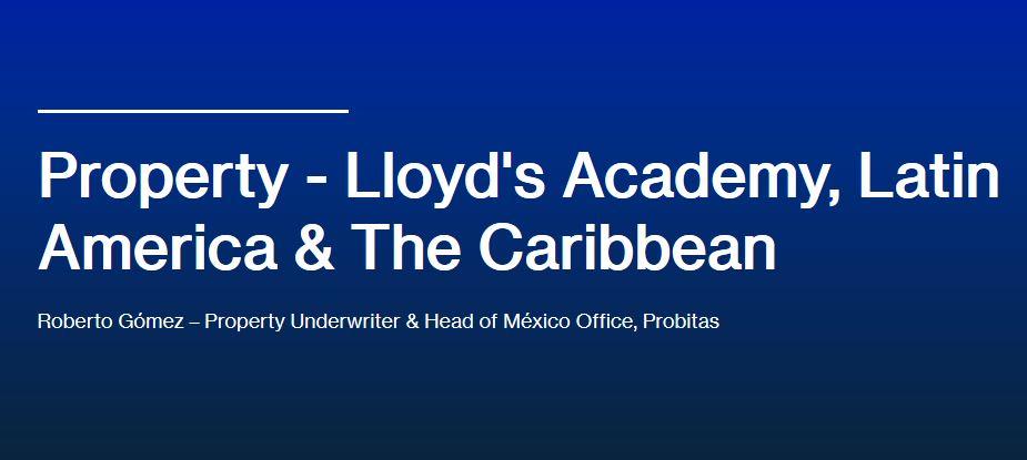 Property - Lloyd's Academy, Latin America & The Caribbean