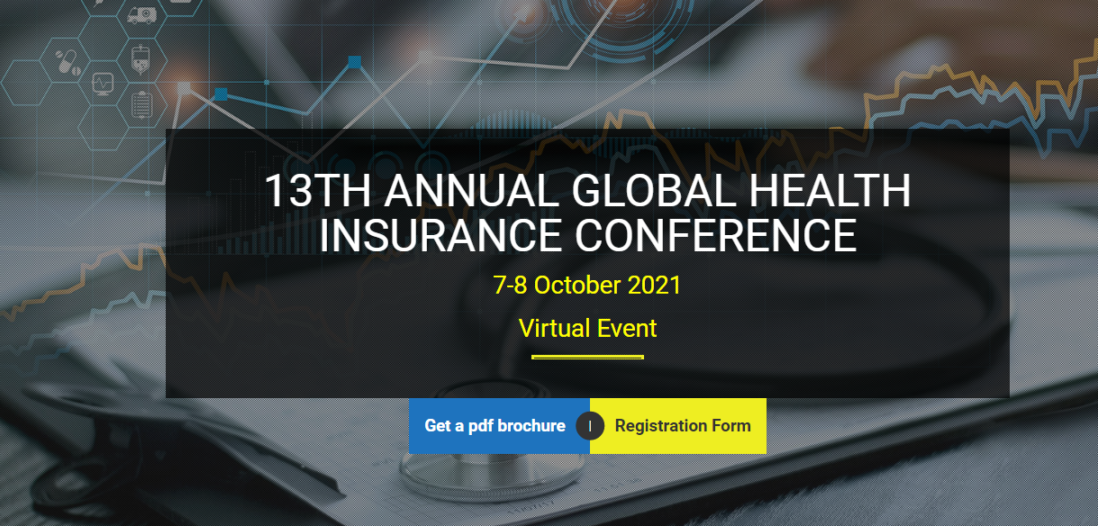 13th Global Health Insurance Conference 2021