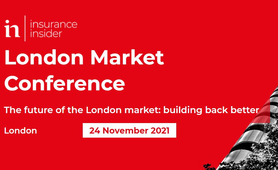 London Market Conference 2021